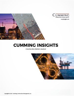 Cumming Insights - Construction Market Analysis